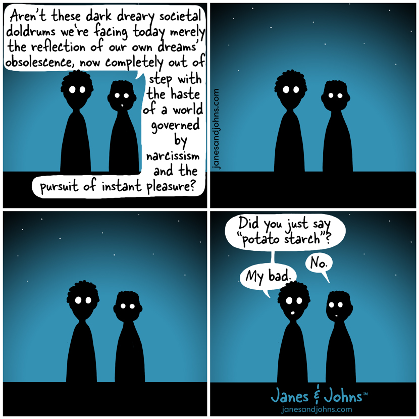 Janes and Johns Comics
