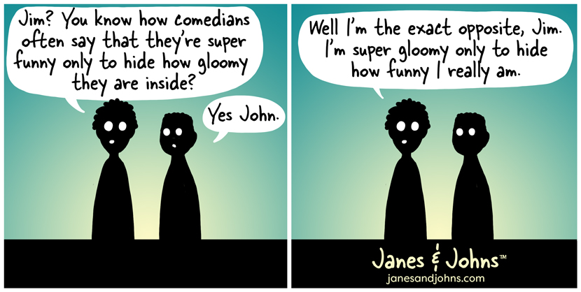 James and Johns #comic #comics #comicstrip #webcomic #humor